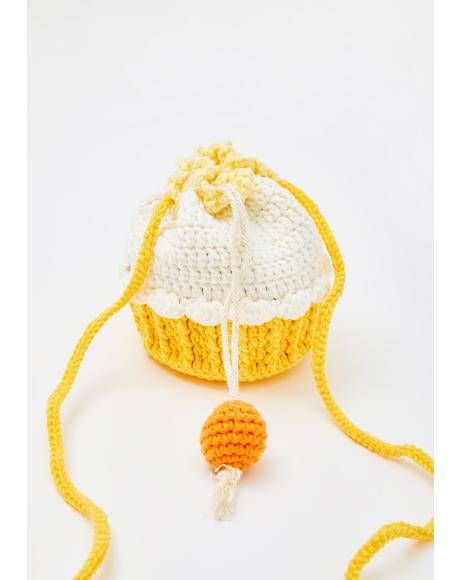 Sweet Treat Crochet Bag