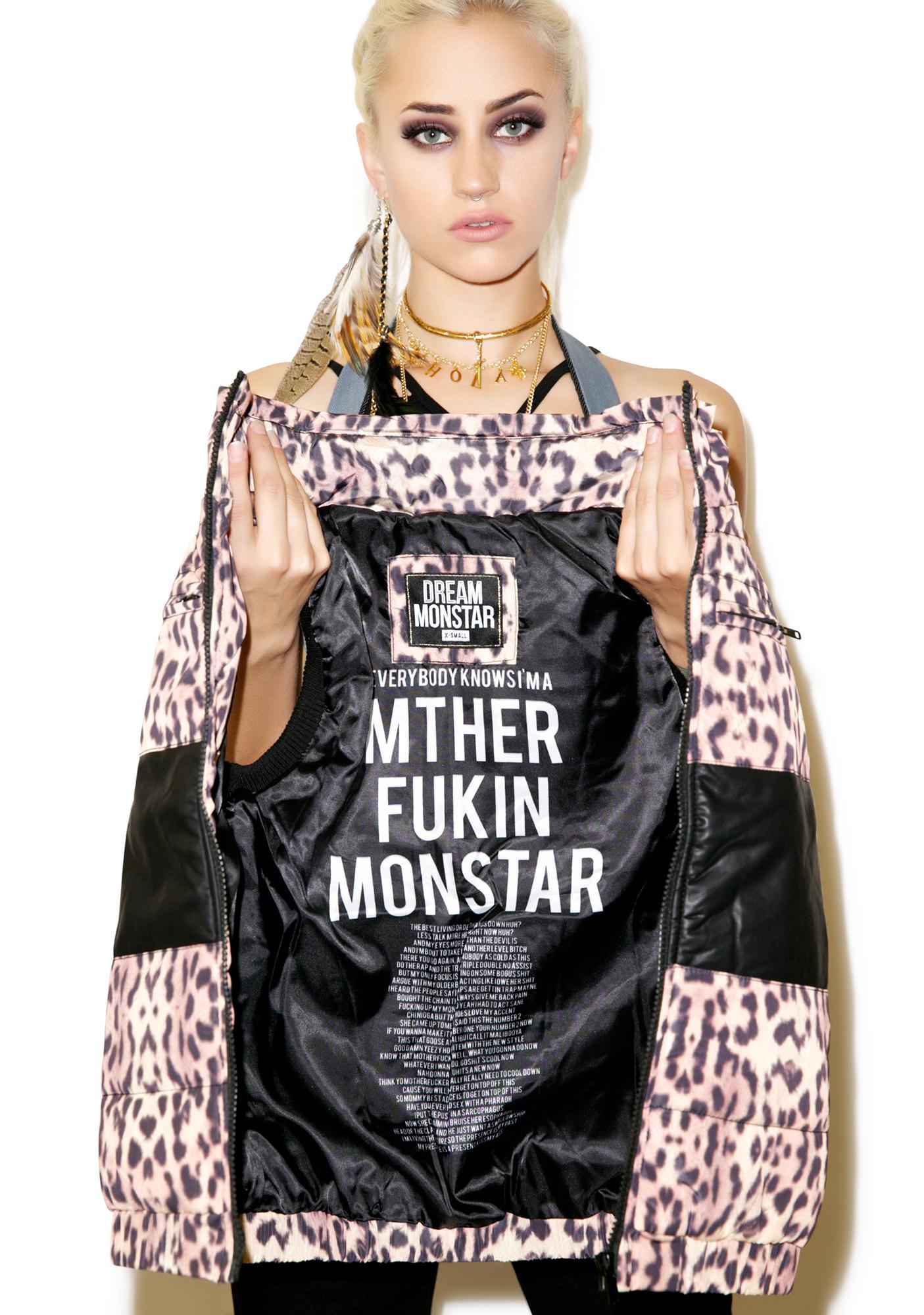 Monstar Puffer Vest