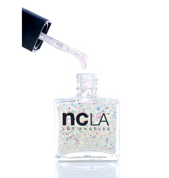 NCLA Glistening Scales Nail Polish