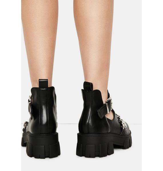 Fateful Fears Boots