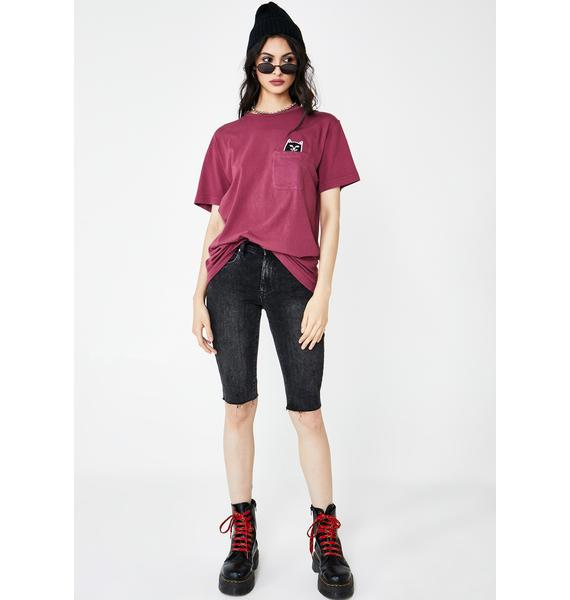 RIPNDIP Wine Lord Nermal Pocket Tee