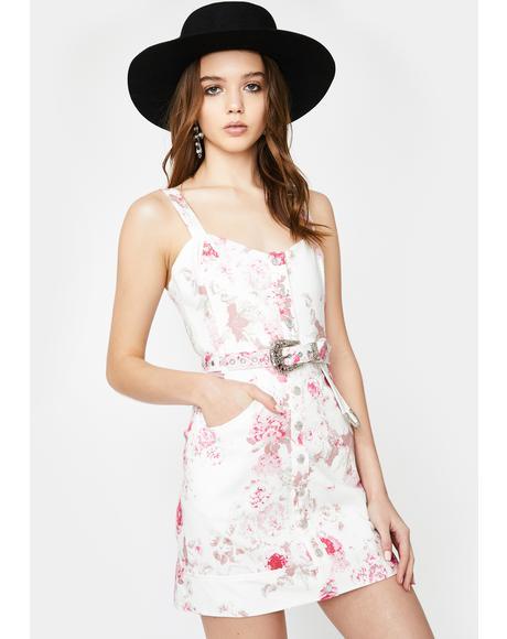 Weston Denim Mini Dress