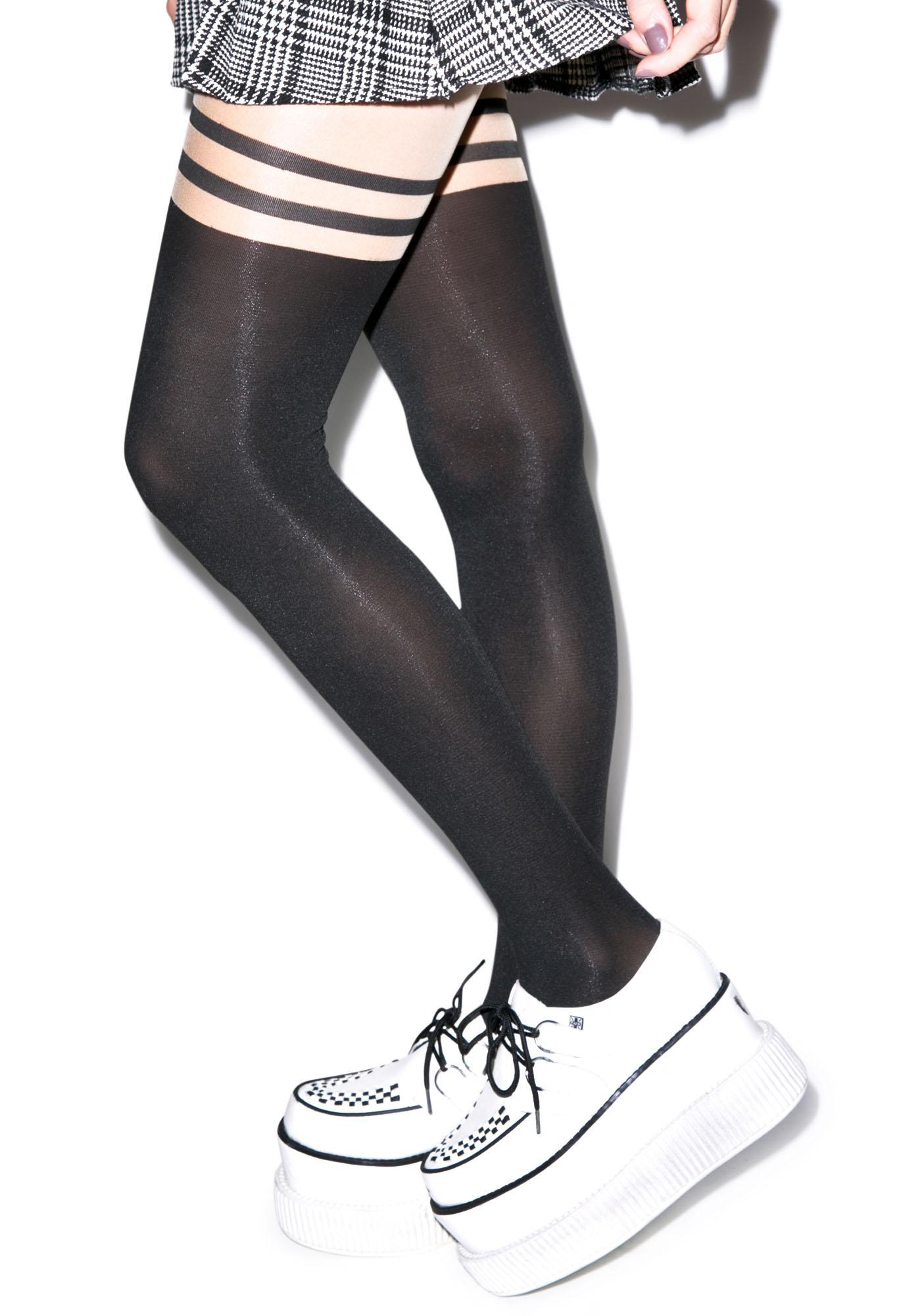 Cheerleader Tights