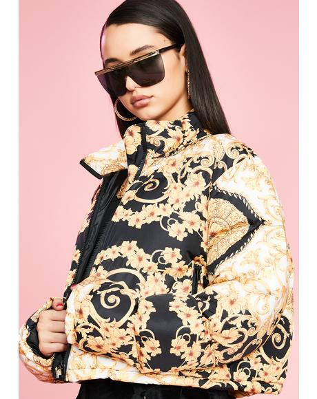 Haute Lust Puffer Jacket