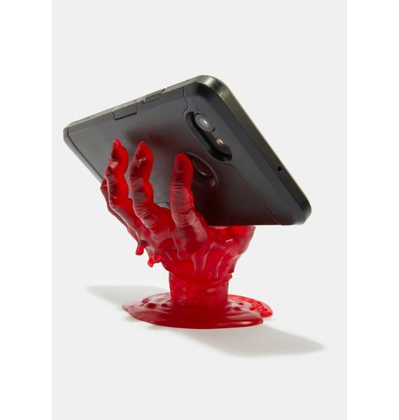Retro-a-go-go! Bloody Zombie Hand Multipurpose Stand