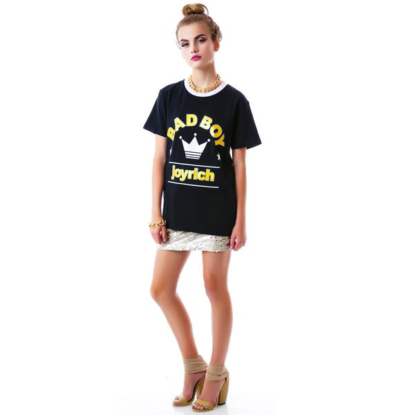 Joyrich Bad Boy Crown Joyrich Tee