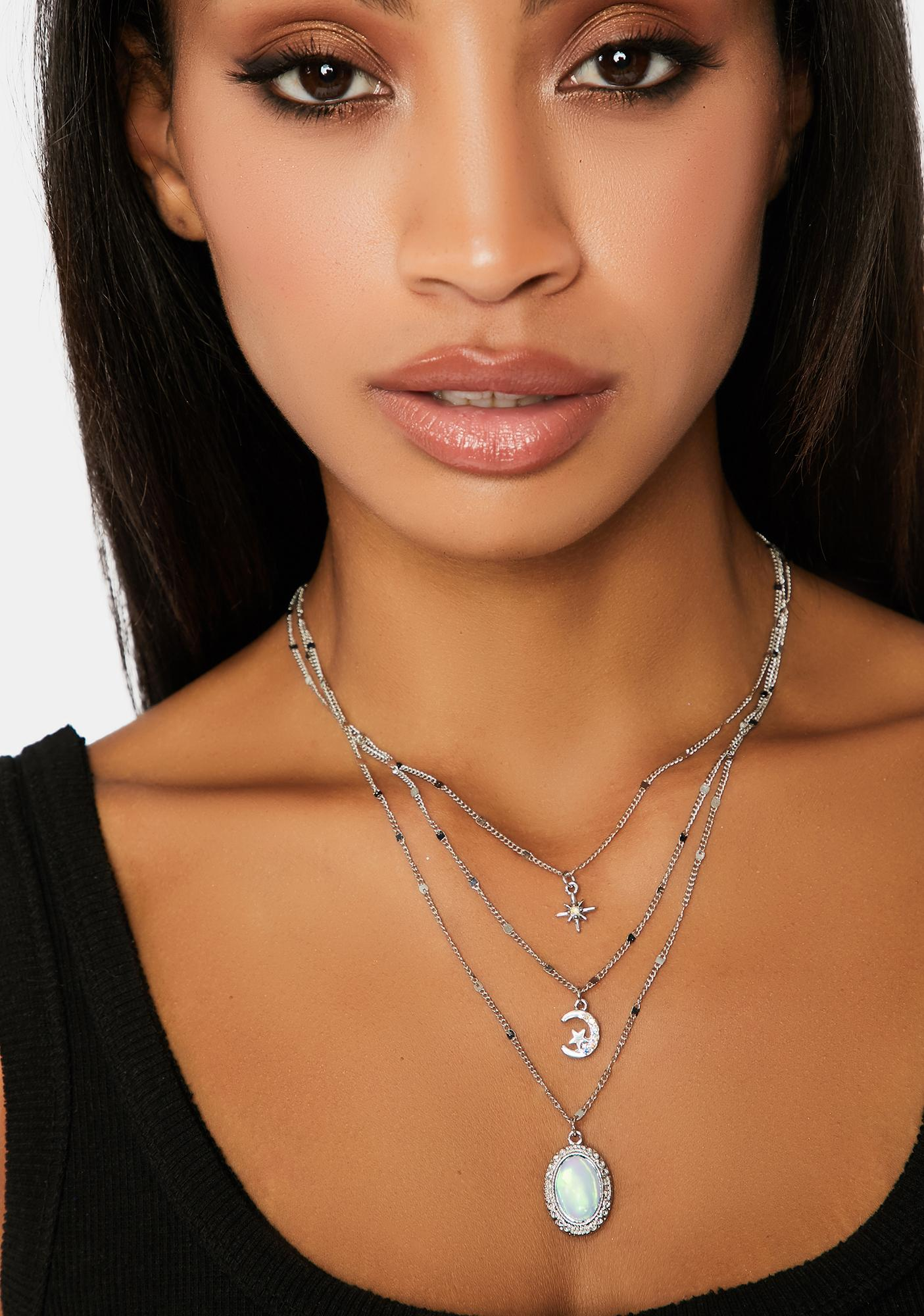Fate In The Stars Layered Necklace