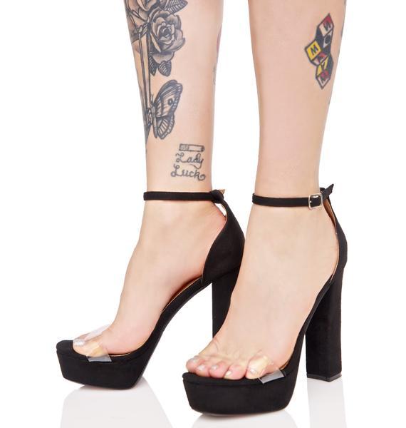 Infamous Platform Heel