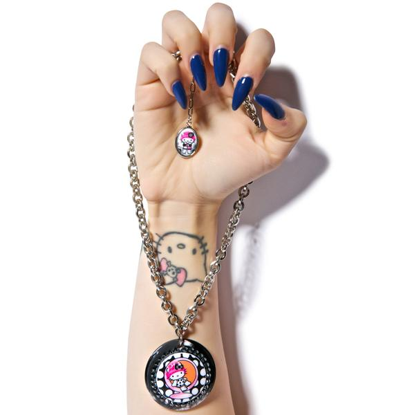 Tarina Tarantino Mod About Kitty Chain Necklace