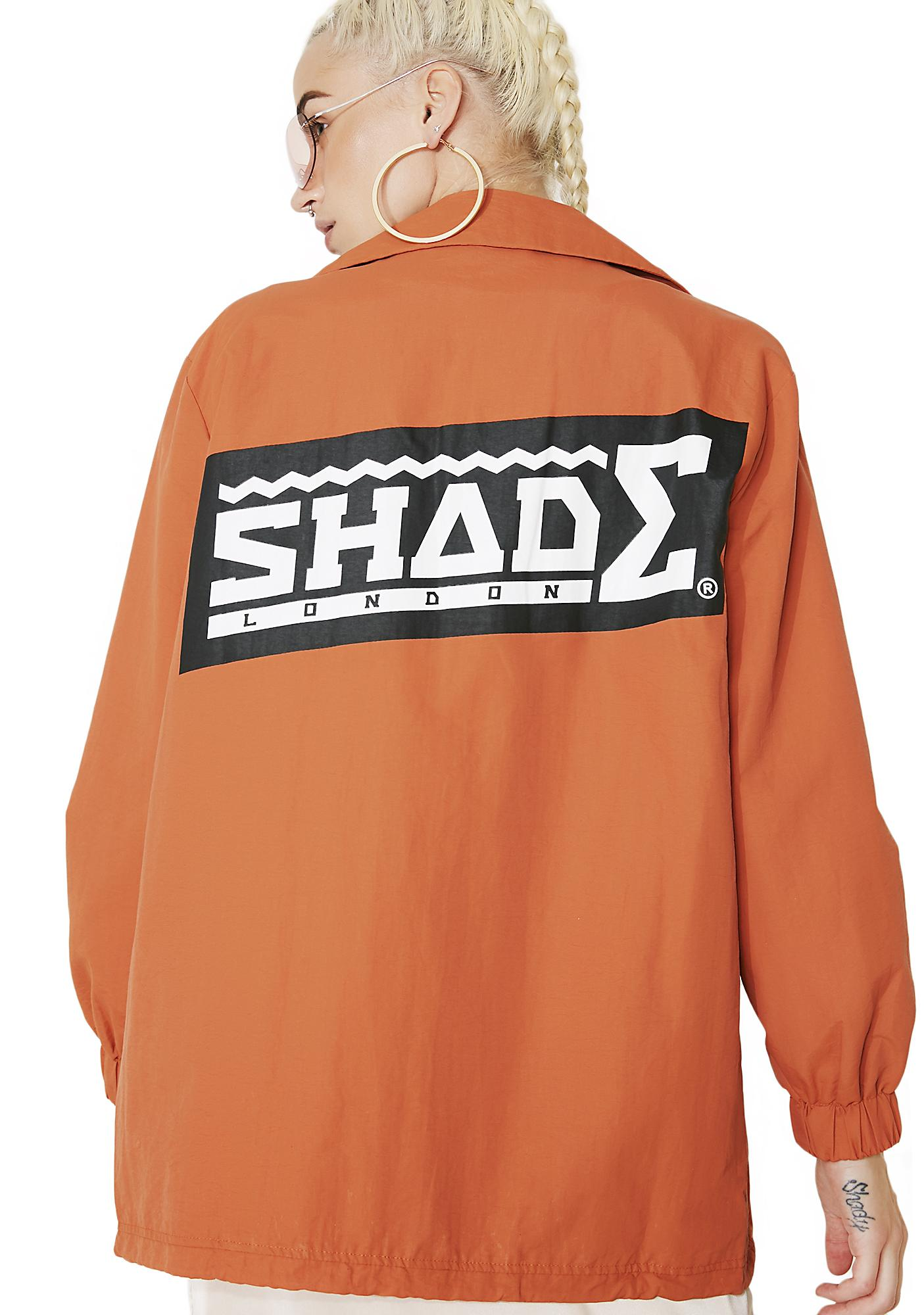 Shade London Coaches Jacket