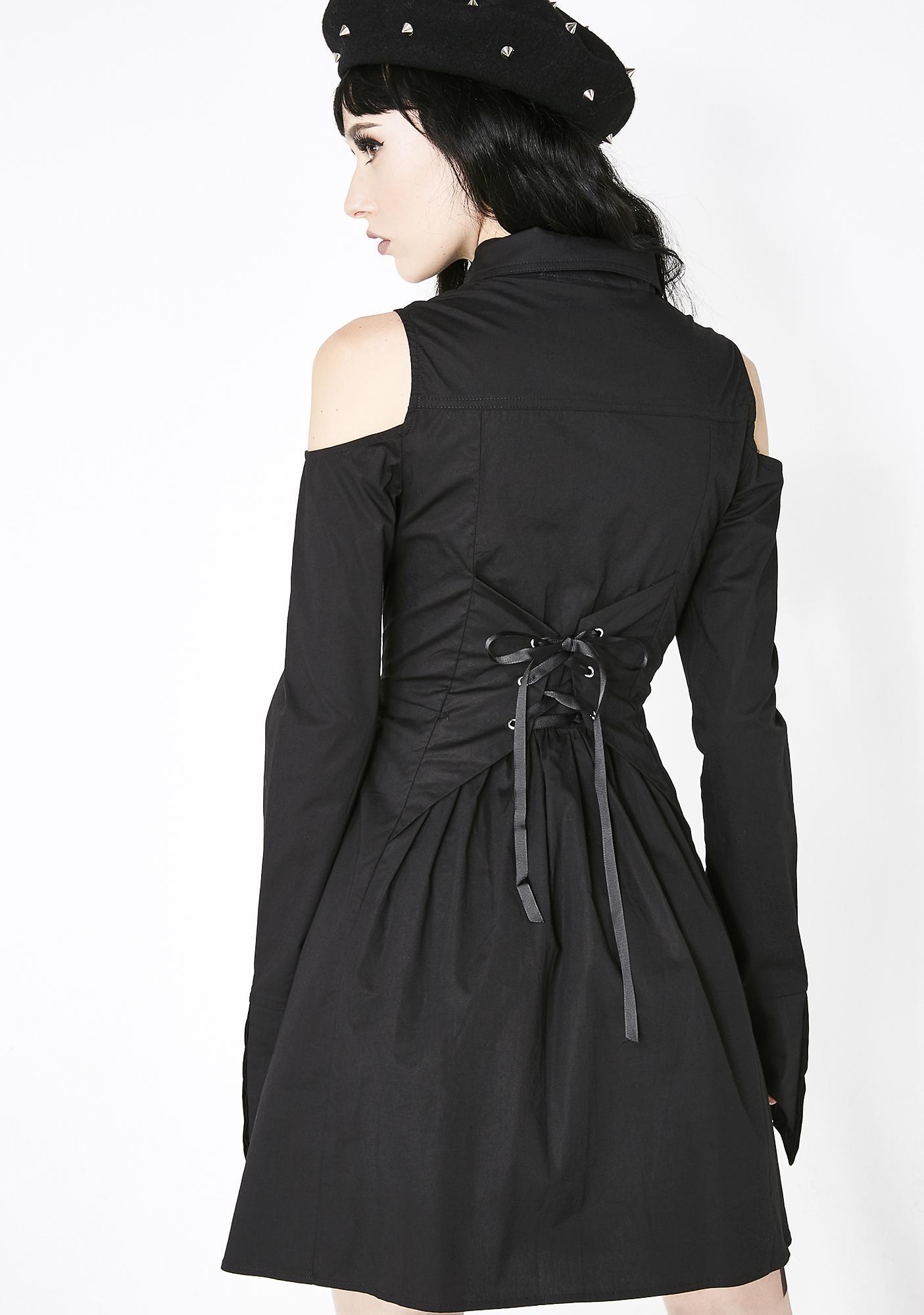 Killstar Exorcista Shirt Dress