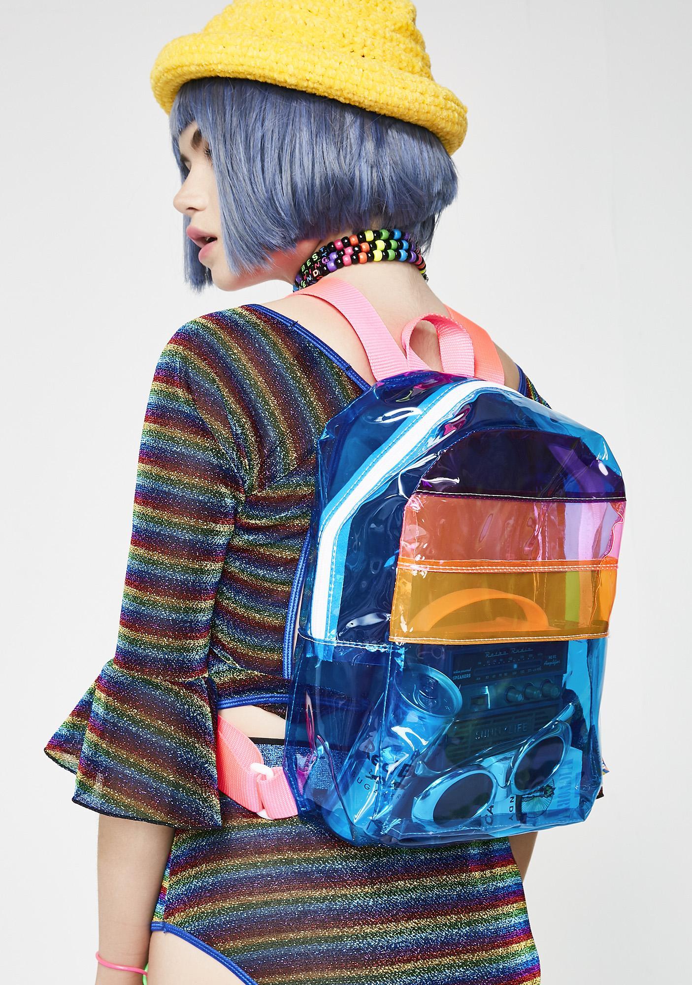 Mokuyobi Rainbow Backpack