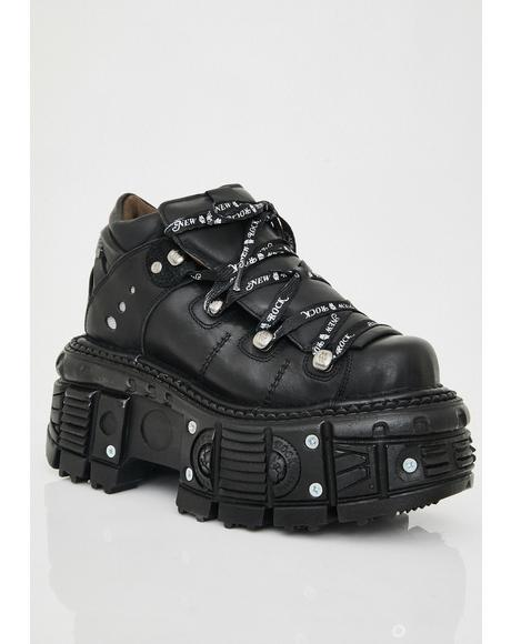 Renegade Reloaded Platform Boots
