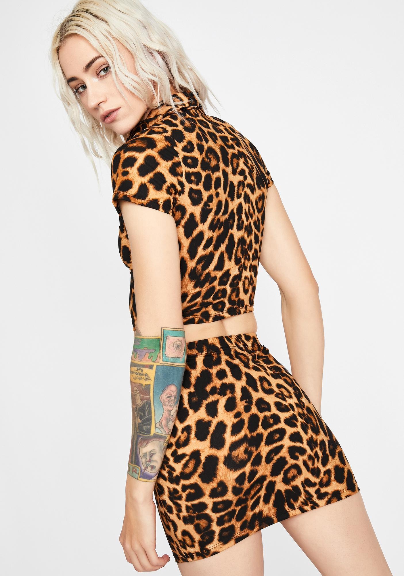 Bloodline Banger Skirt Set