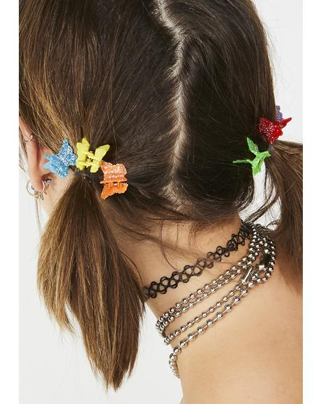 Crayola Butterfly Clips