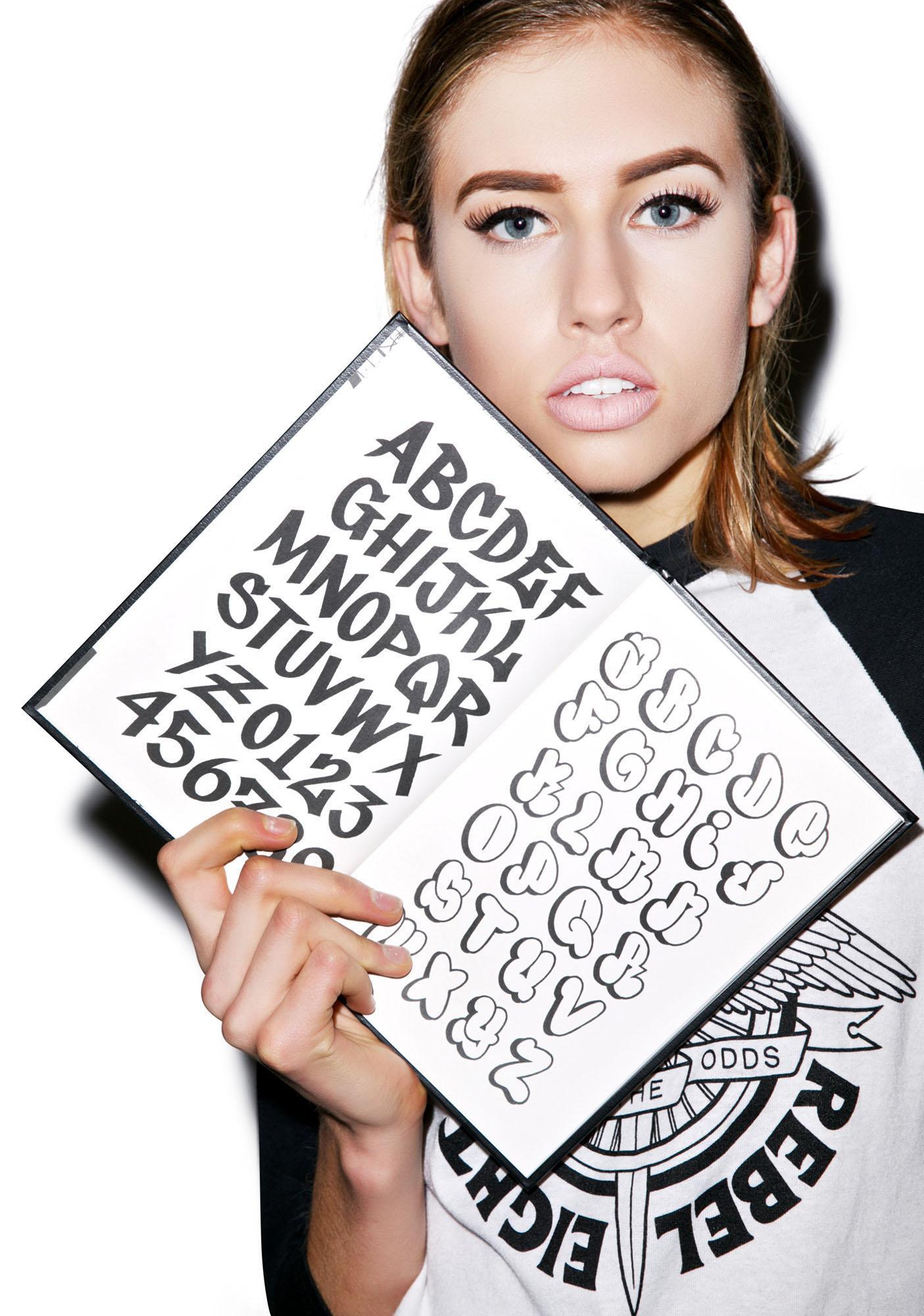 Rebel8 Giant Blackbook