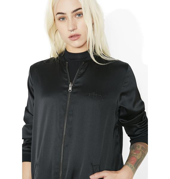 Lira Clothing Speakeasy Reversible Bomber