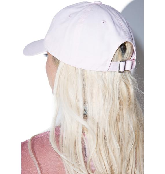 Petals and Peacocks Daddy's Girl Dad Hat