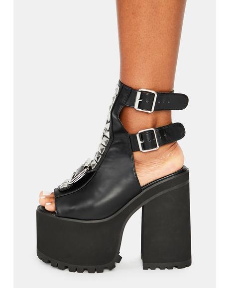 VIP Platform Heels