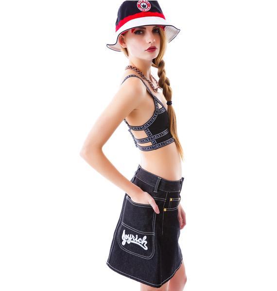 Joyrich Big Pocket Skirt