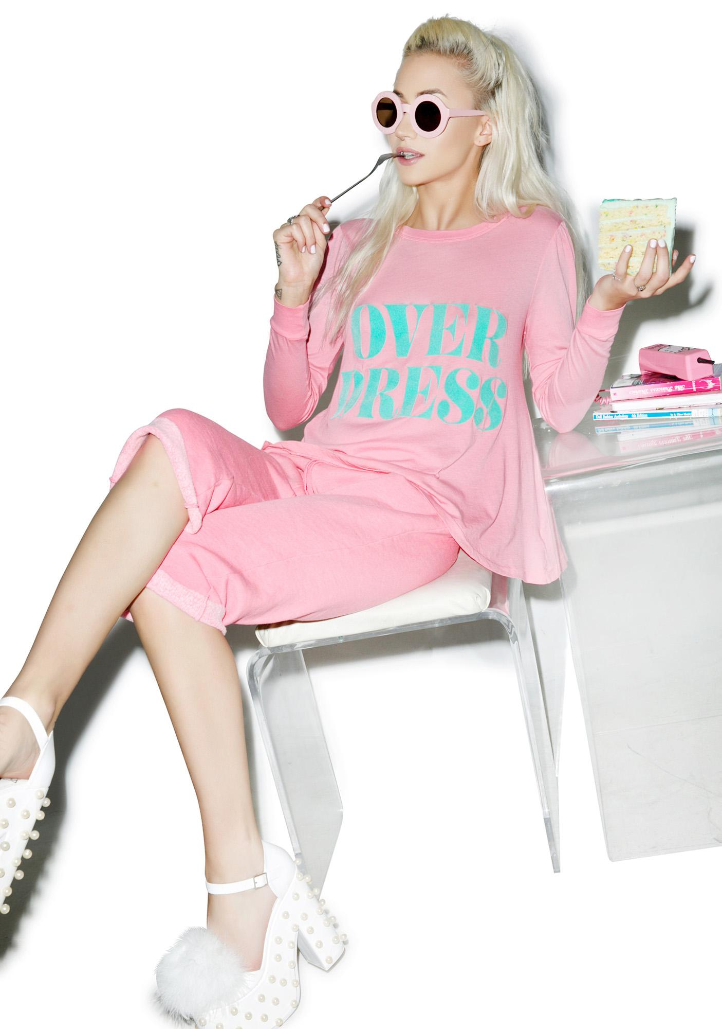 Wildfox Couture Over Dress Princess Tee