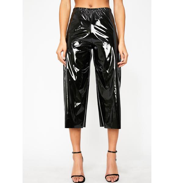 Irresistible Creature PVC Pants