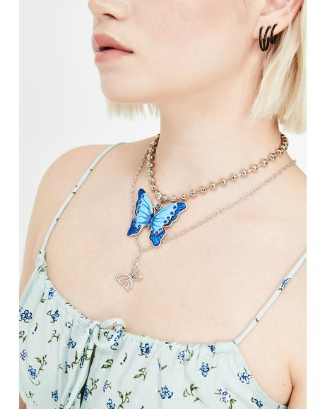 New Life Charm Necklace