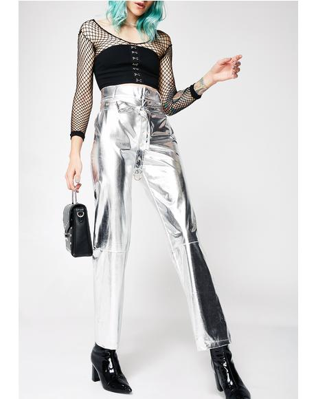Total Eclipse Tie Pants