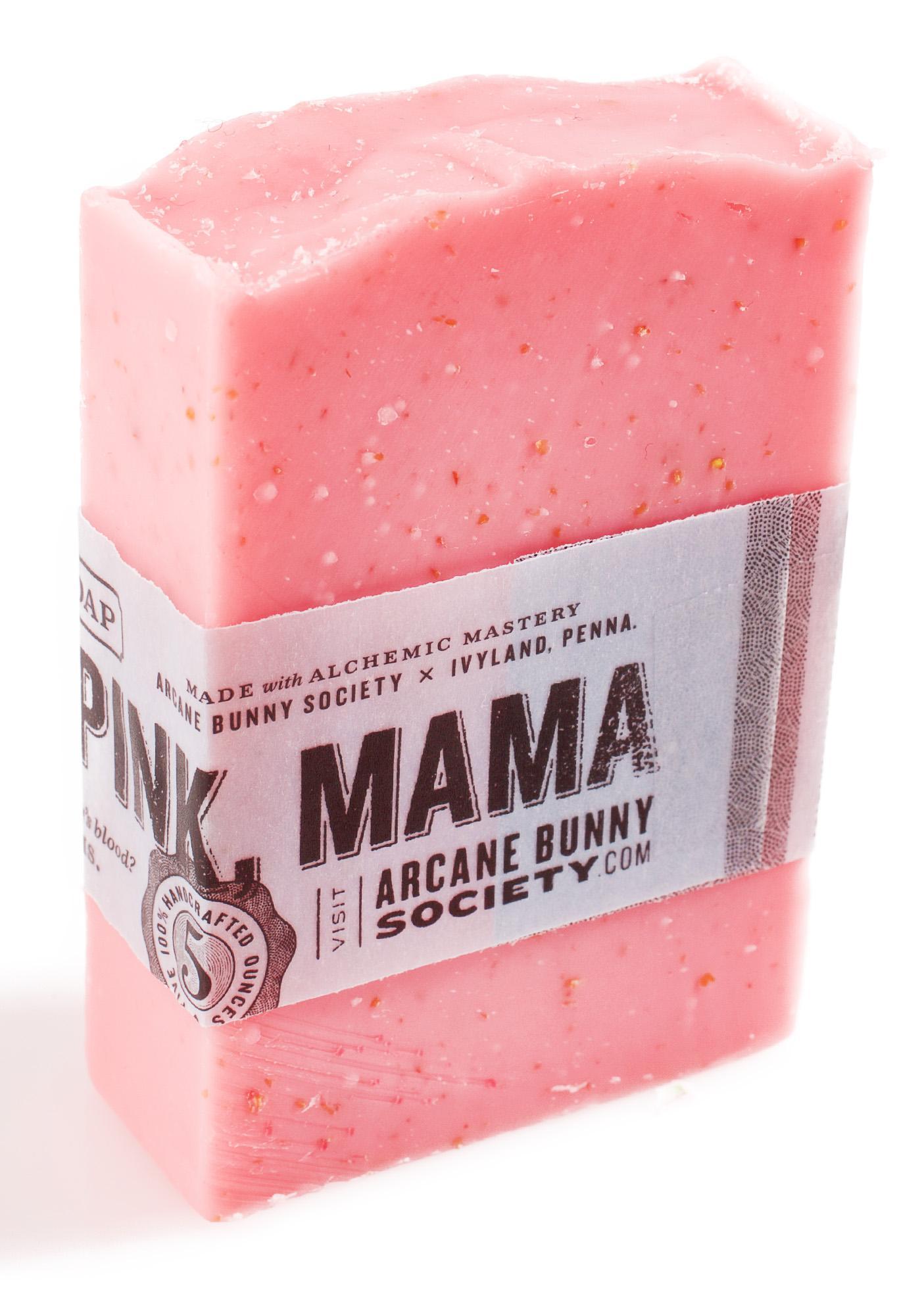 Arcane Bunny Society It's Pink, Mama Soap Bar