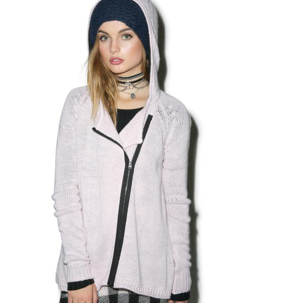 One Teaspoon Snug Knit Hoody