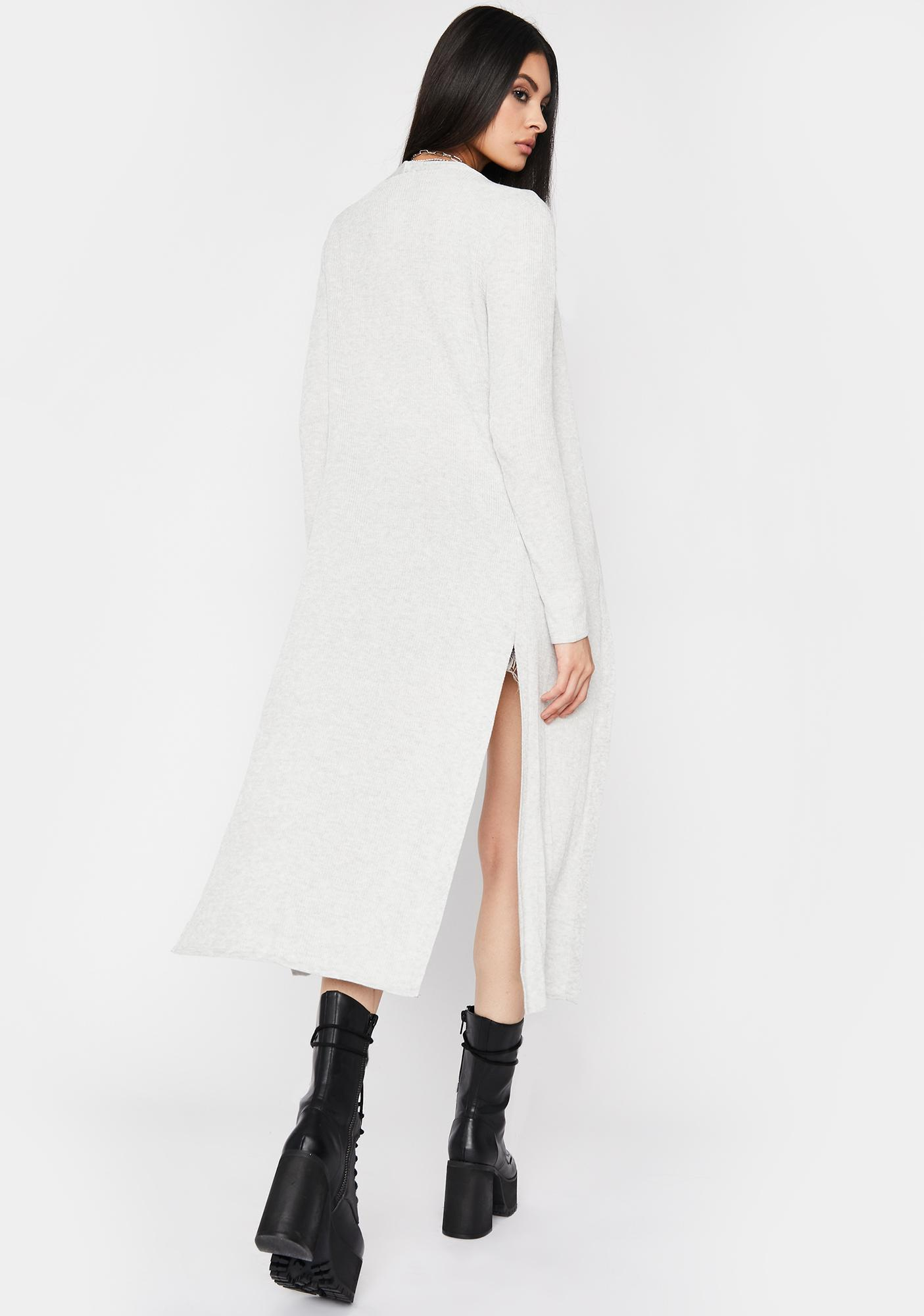 Forever Absolute Jersey Duster