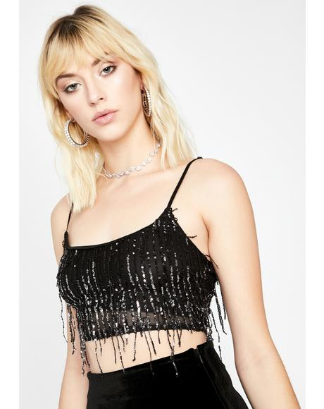 Start The Party Fringe Top