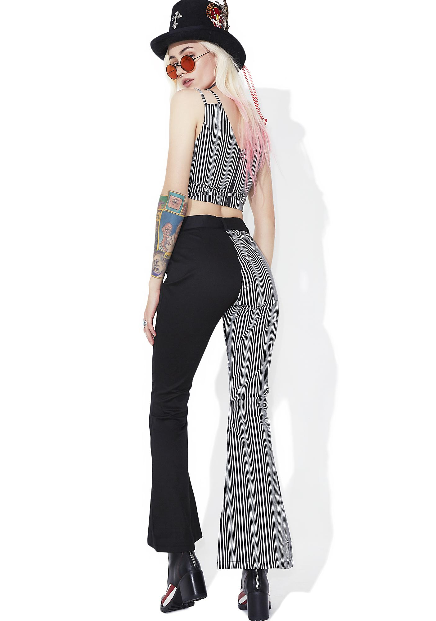 As I Am  Lexi Striped Flares
