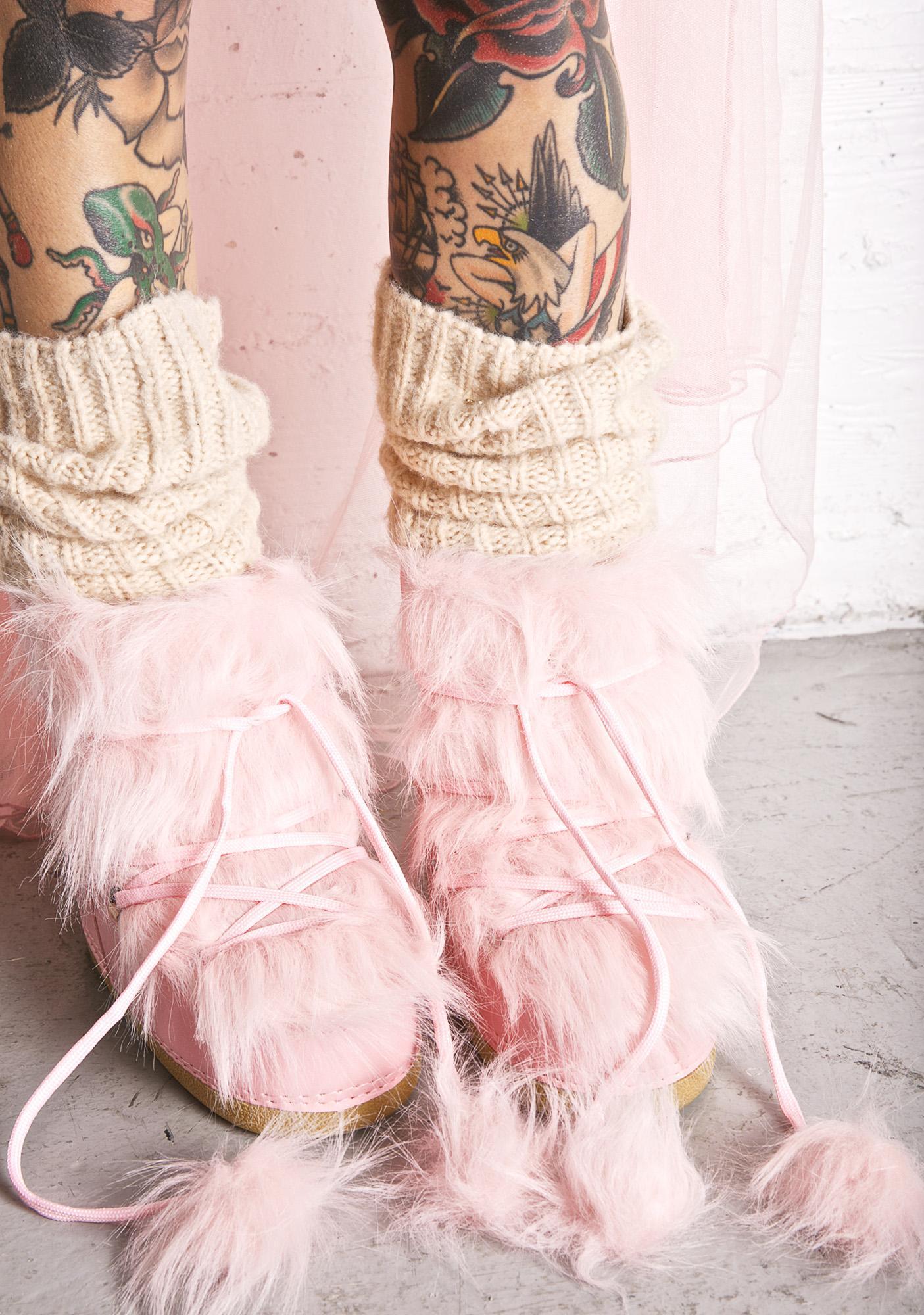 Dreamland Moon Boots