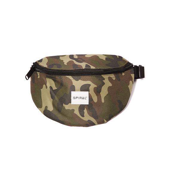 Spiral UK Harvard Bum Bag