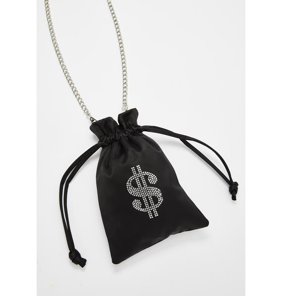 Poster Grl Lil' Bank Pouch Bag