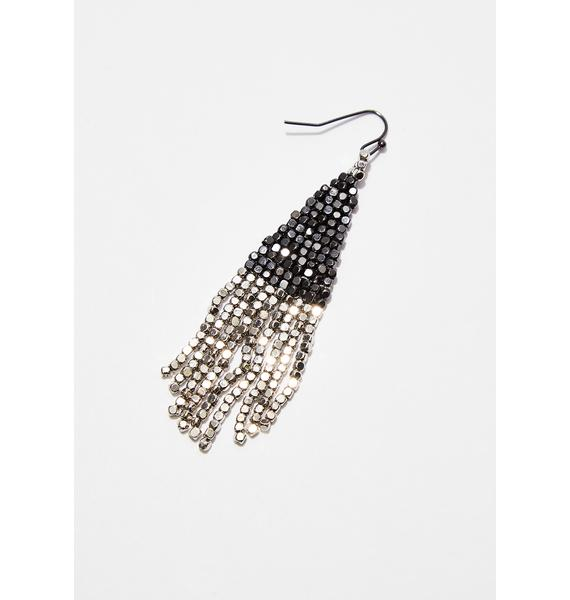 Smoke Out Earrings