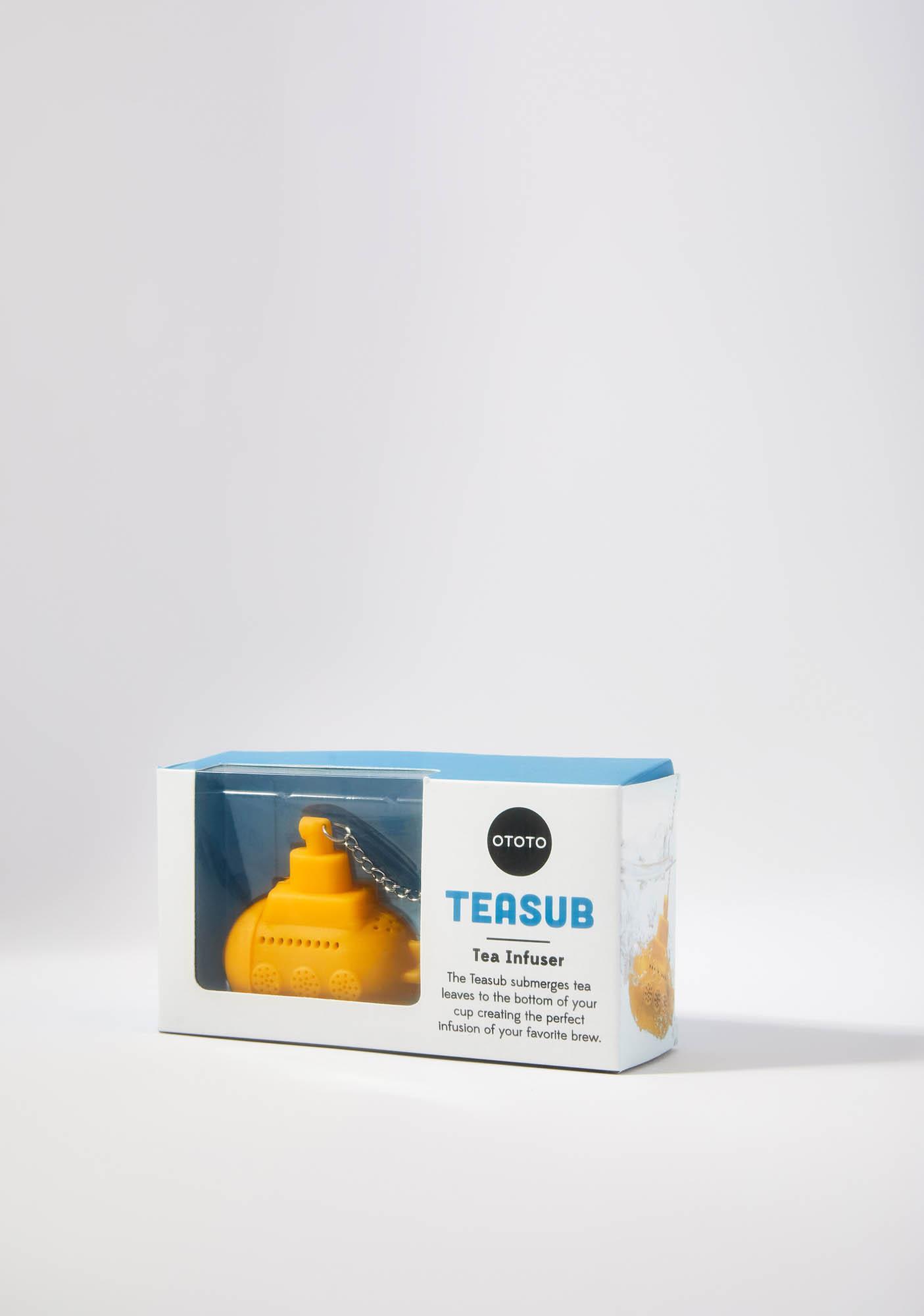OTOTO Submarine Tea Infuser
