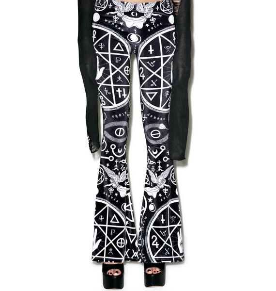 Killstar Cult Bellbottoms
