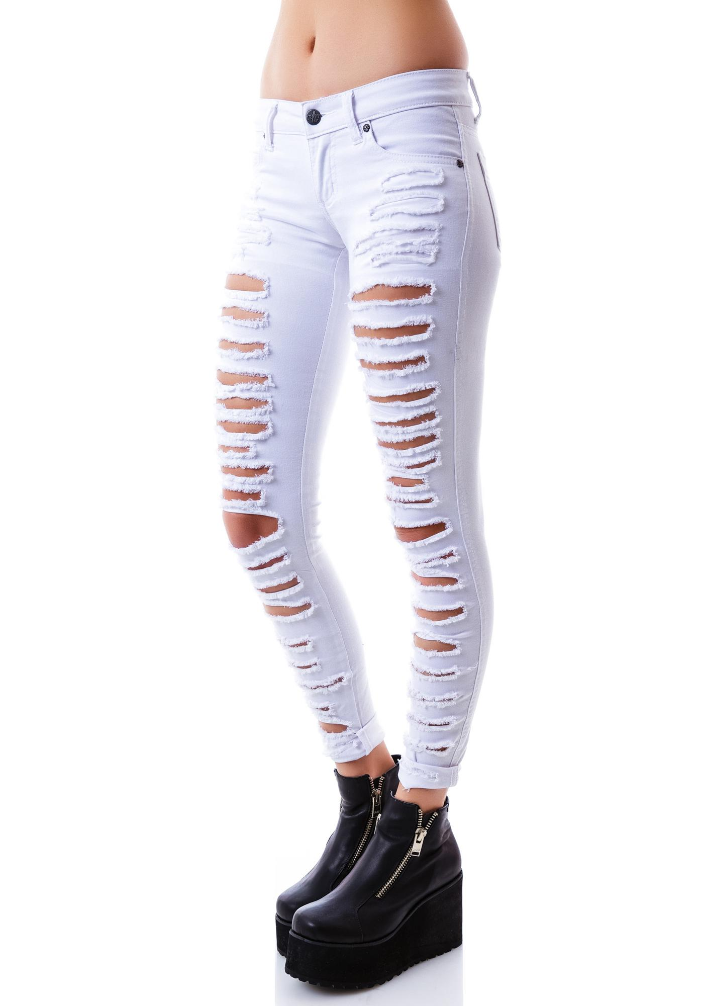Tripp NYC Cat Fight Pants