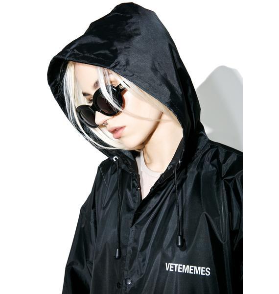 Vetememes Vetememes Raincoat 2.0