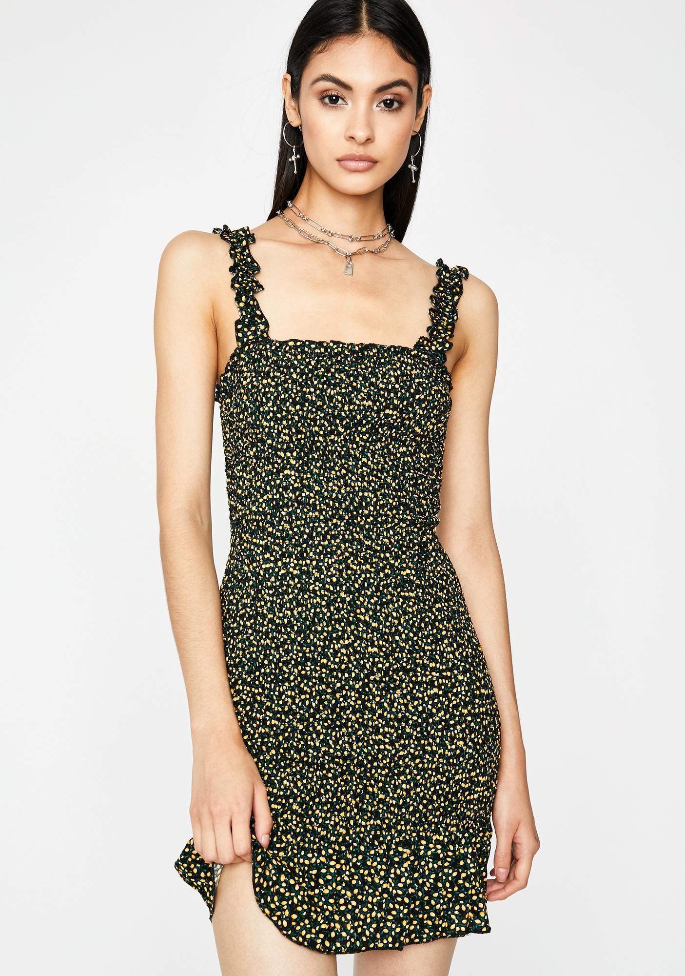 Tender Love Floral Dress