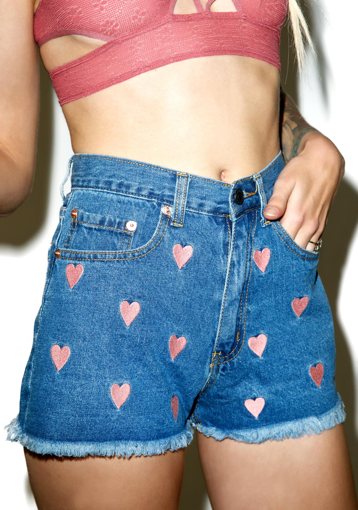 Heartache Shorts