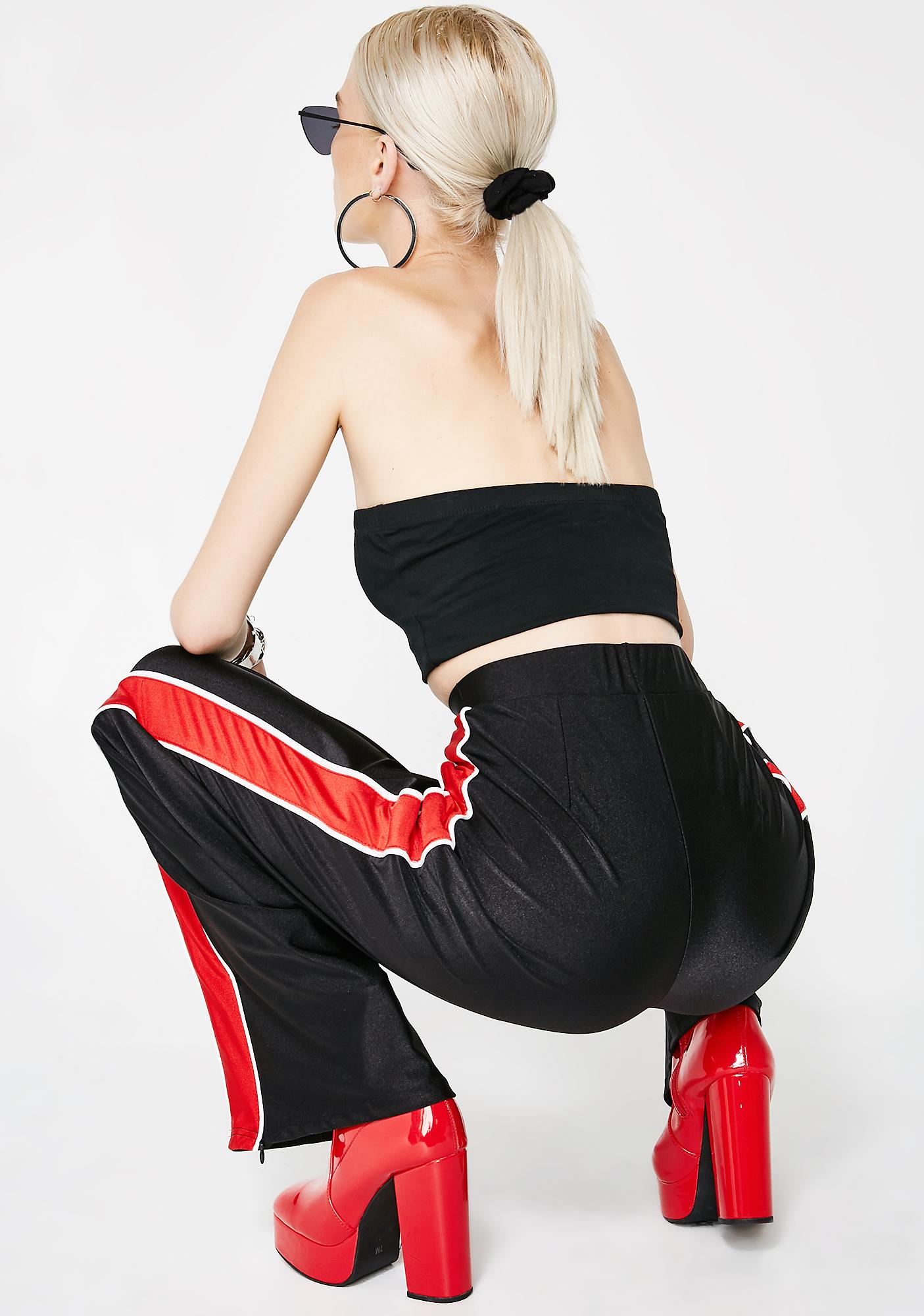 Slave To The Bass High Waist Pants