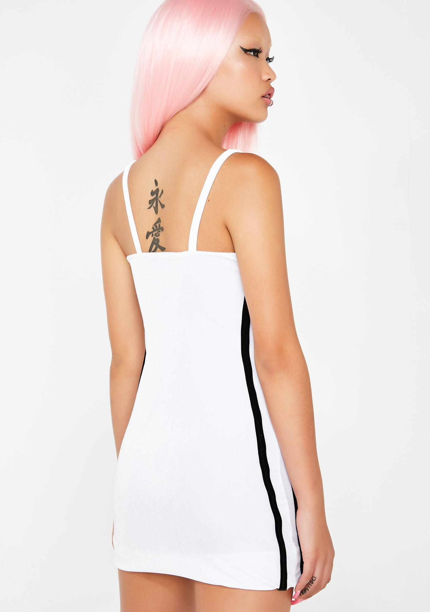 Ivy Berlin White Tennis Dress