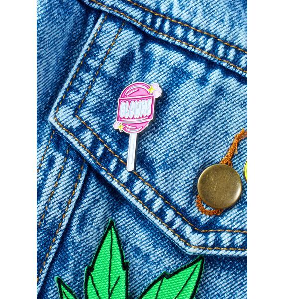 Eye Candy Designs Blow Me Pin