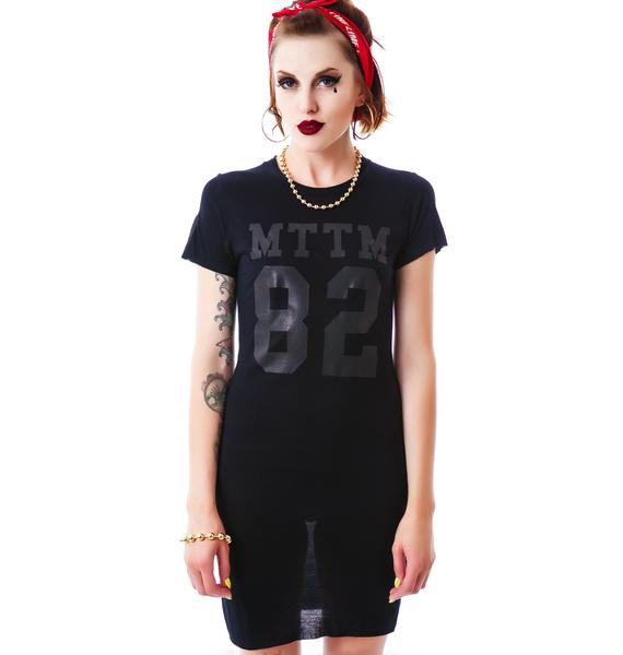 Married to the Mob 82 T Shirt Dress
