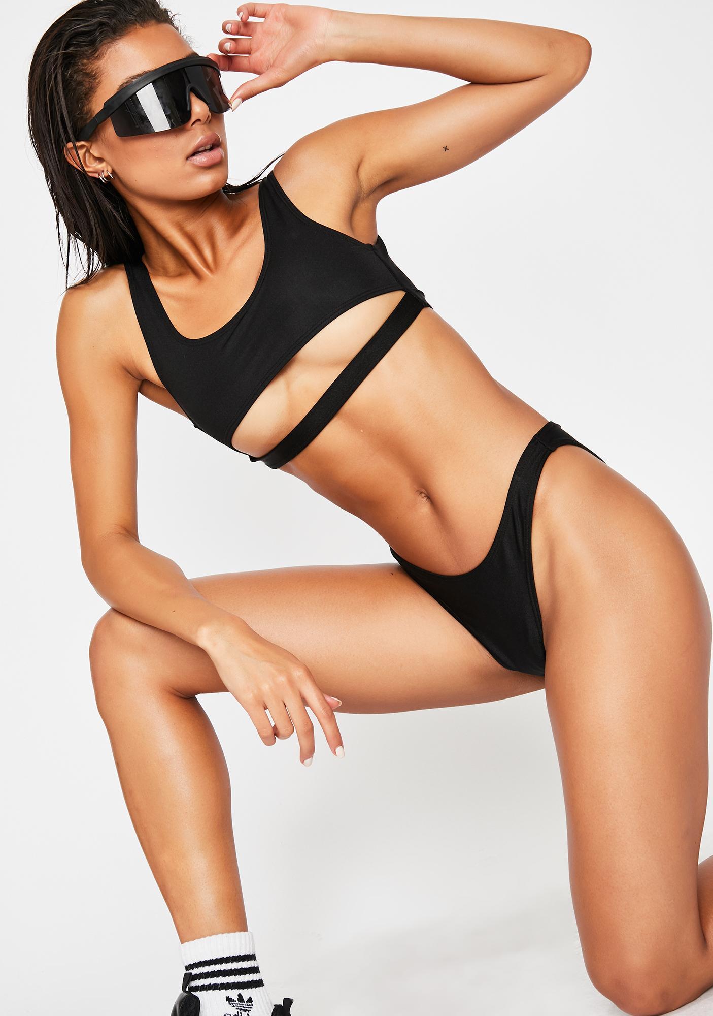 Forplay Star Player Bikini Set