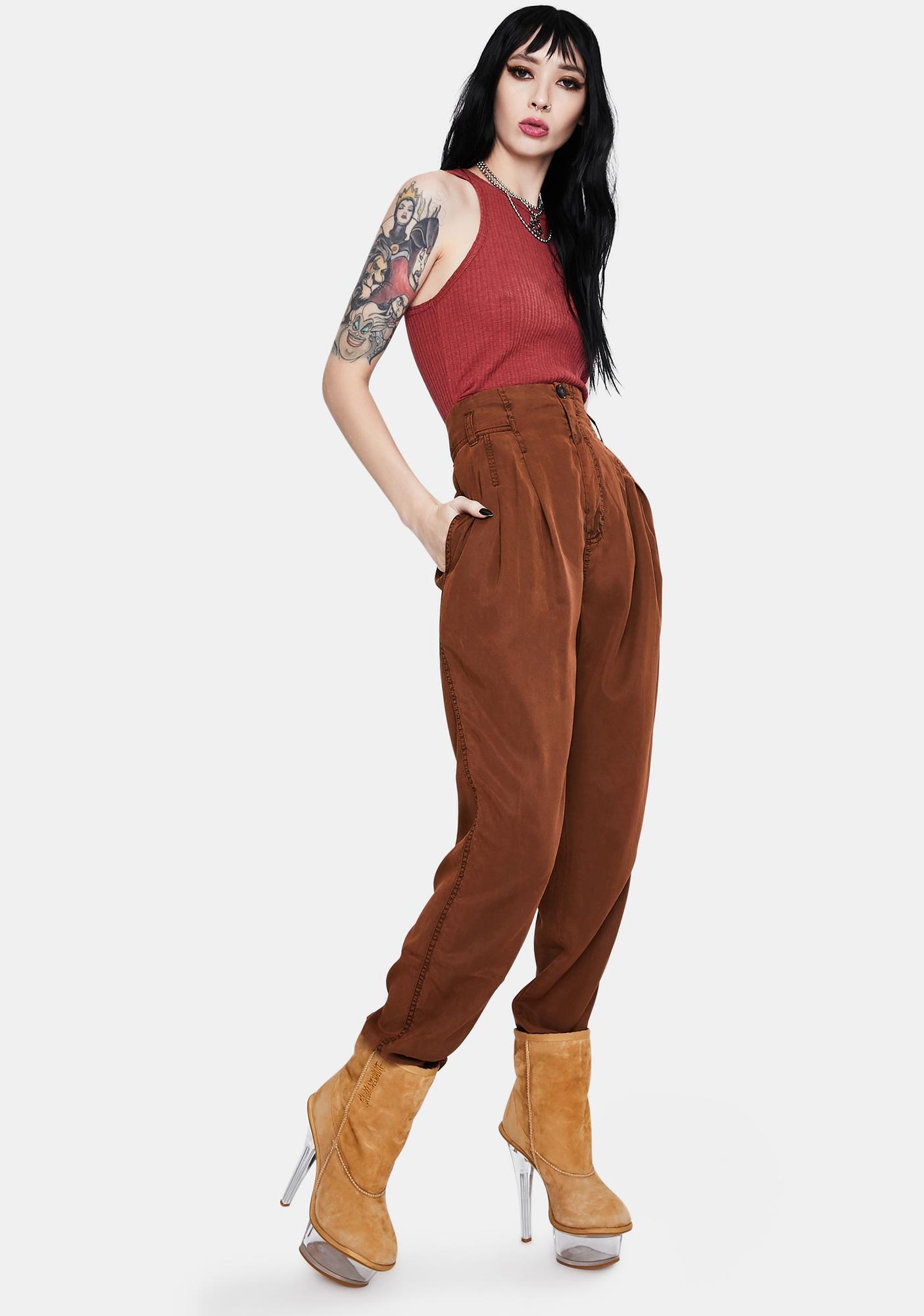 Free People Run Wild Trousers