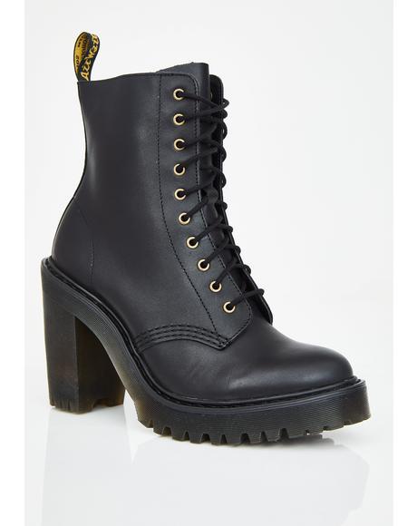 Onyx Kendra Boots